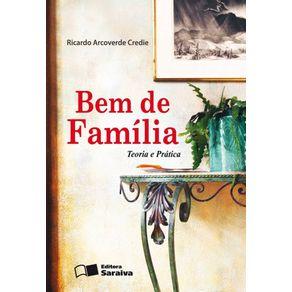 Bem-de-familia---3a-edicao-de-2012--Teoria-e-pratica