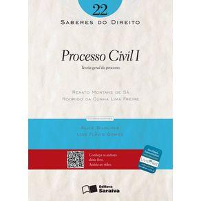 Processo-civil-I---1a-edicao-de-2012--Teoria-geral-do-processo