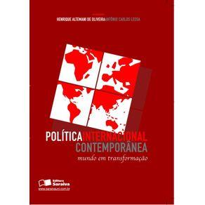 Politica-internacional-contemporanea--Mundo-em-transformacao