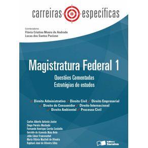 Magistratura-Federal-1---1a-edicao-de-2013--Questoes-comentadas---Estrategias-de-estudo