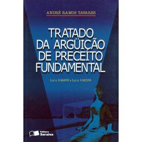 Tratado-da-arguicao-de-preceito-fundamental---1a-edicao-de-2001