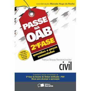 Passe-na-OAB-2a-fase-Questoes-e-pecas-comentadas-Civil---3a-edicao-de-2013