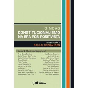 O-novo-constitucionalismo-na-Era-pos-positivista---1a-edicao-de-2009