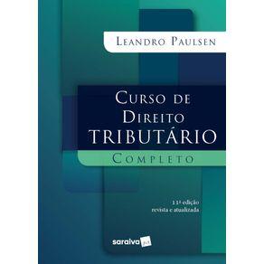 Curso-de-Direito-Tributario-Completo---11a-edicao-de-2020