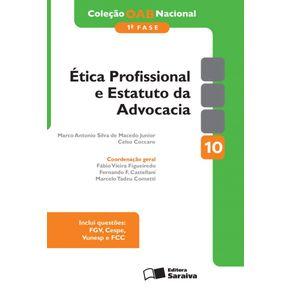 Col-OAB-nacional-1a-fase--Etica-profissional-e-estatuto-da-advocacia---6a-edicao-de-2014