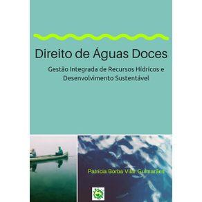 Direito-De-Aguas-Doces--Gestao-Integrada-De-Recursos-Hidricos-E-Desenvolvimento-Sustentavel