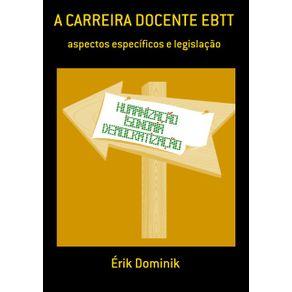 A-Carreira-Docente-Ebtt--Aspectos-Especificos-E-Legislacao