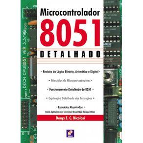 Microcontrolador-8051--Detalhado