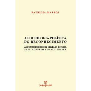 Sociologia-Politica-Do-Reconhecimento