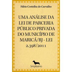 Uma-Analise-Da-Lei-De-Parceria-Publico-Privada-Do-Municipio-De-Marica-Rj---Lei-2.398-2011
