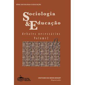 Socologia-e-Educacao---Debates-necessarios-Volume-2