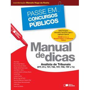 Analista-de-tribunais---1a-edicao-de-2013--Manual-de-dicas--STF-STJ-TST-TSE-TRE-TRF-e-TJ-