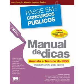 Manual-de-dicas-Analista-e-tecnico-do-INSS---1a-edicao-de-2015