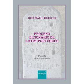Pequeno-Dicionario-De-Latim-Portugues