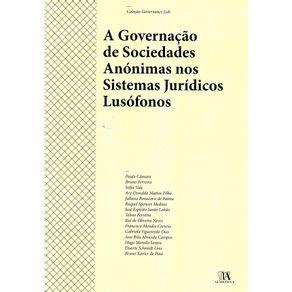 A-governacao-de-sociedades-anonimas-nos-sistemas-juridicos-lusofonos