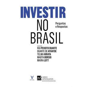 Investir-No-Brasil---Perguntas-E-Respostas