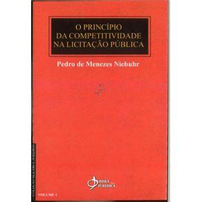 O-PRINCIPIO-DA-COMPETITIVIDADE-NA-LICITACAO-PUBLIC