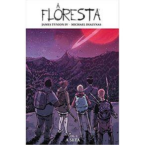 FLORESTA-A---VOL.-01---A-SETA