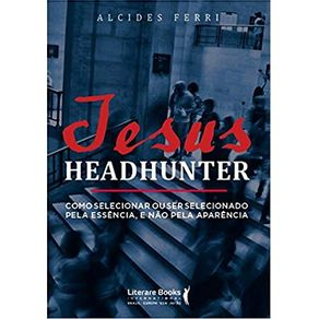 JESUS-HEADHUNTER