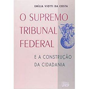 Supremo-Tribunal-Federal-O