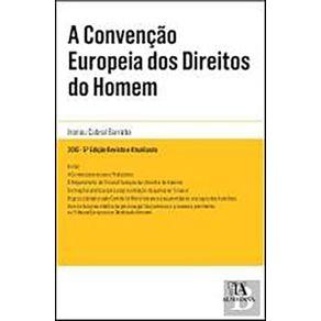 A-Convencao-Europeia-dos-Direitos-do-Homem