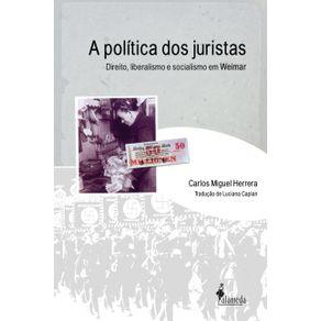 Politica-Dos-Juristas-A--direito-liberalismo-e-socialismo-em-Weimar