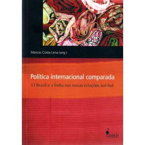 Politica-Internacional-Comparada--O-Brasil-e-a-India-nas-novas-relacoes-sul-sul