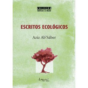 Escritos-ecologicos