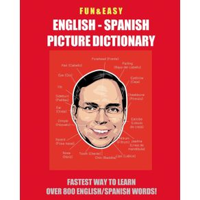 Fun---Easy--English---Spanish-Picture-Dictionary