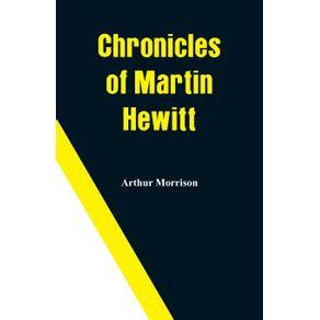 Chronicles-of-Martin-Hewitt