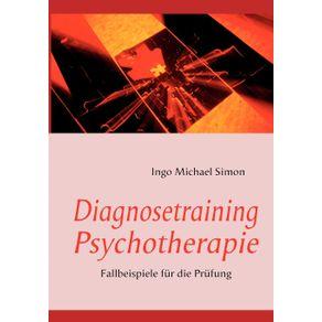 Diagnosetraining-Psychotherapie