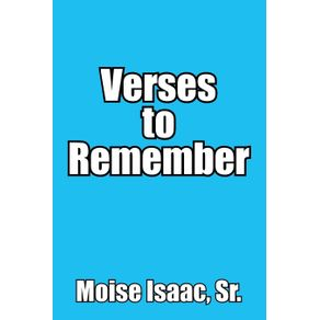 Verses-to-Remember