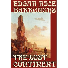 The-Lost-Continent-by-Edgar-Rice-Burroughs-Science-Fiction
