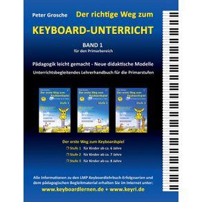Der-richtige-Weg-zum-Keyboard-Unterricht---Band-1