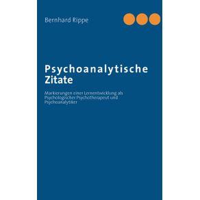 Psychoanalytische-Zitate