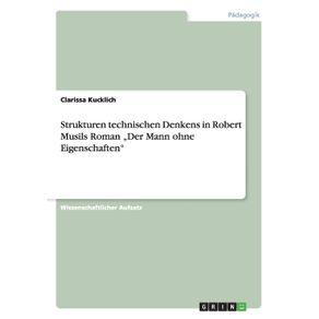 """Strukturen-technischen-Denkens-in-Robert-Musils-Roman-""""Der-Mann-ohne-Eigenschaften"""
