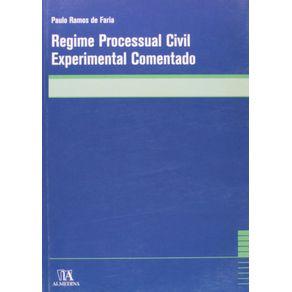 Regime-processual-civil-experimental-comentado
