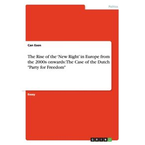 The-Rise-of-the-New-Right-in-Europe-from-the-2000s-onwards