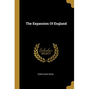 The-Expansion-Of-England