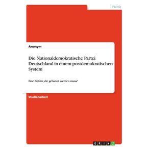 Die-Nationaldemokratische-Partei-Deutschland-in-einem-postdemokratischen-System