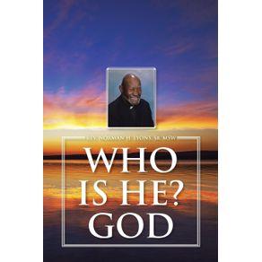 Who-Is-He--God