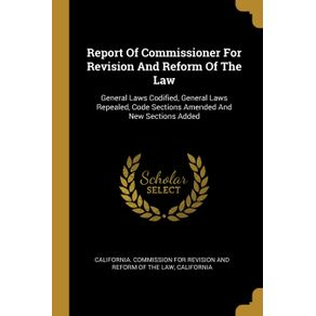 Report-Of-Commissioner-For-Revision-And-Reform-Of-The-Law