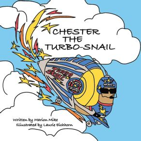 Chester-the-Turbo-Snail
