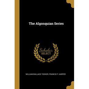 The-Algonquian-Series