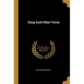Song-And-Other-Verse