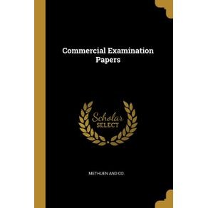 Commercial-Examination-Papers