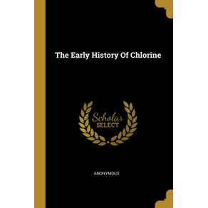 The-Early-History-Of-Chlorine