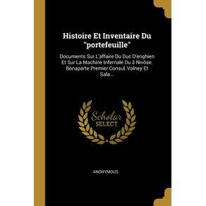 Histoire-Et-Inventaire-Du-portefeuille