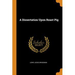 A-Dissertation-Upon-Roast-Pig