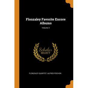 Flonzaley-Favorite-Encore-Albums--Volume-3